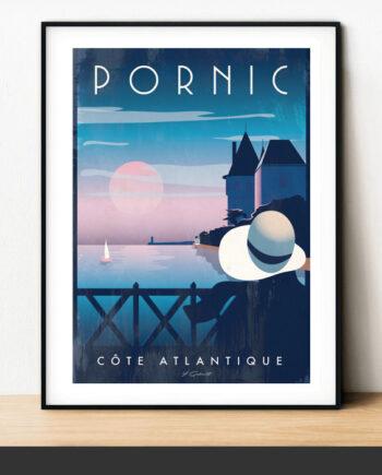 affiche_pornic_chateau