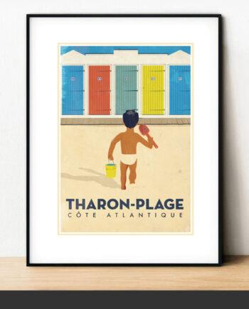 affiche_tharon_plage