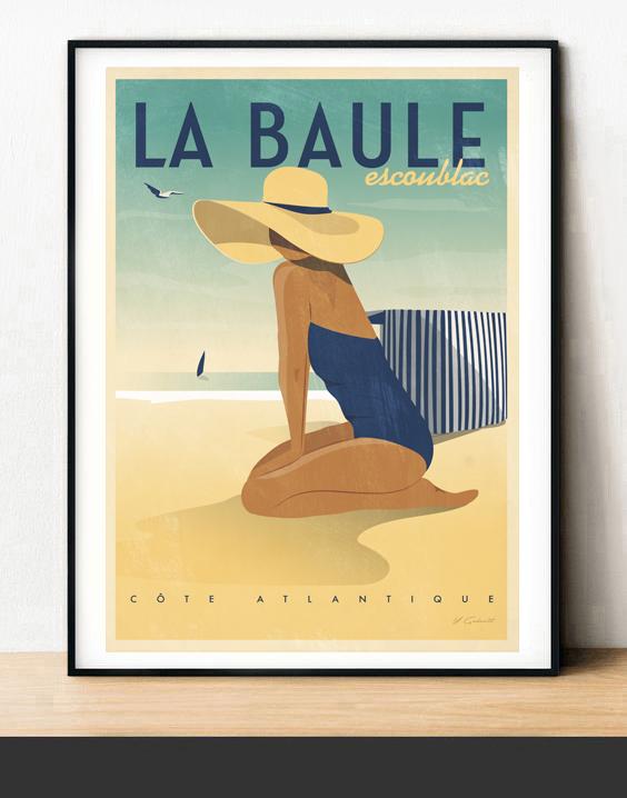 affiche-La-Baule-Yohan_Gaborit