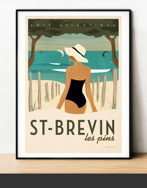 affiche-saint-brevin-les-pins-yohan-gaborit